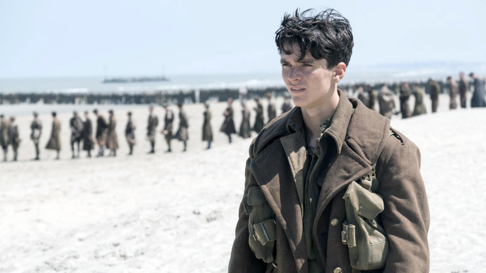 The BBC's Mark Kermode and Simon Mayo have recently interviewed Christopher Nolan about his latest film Dunkirk (Credit: Alamy)
