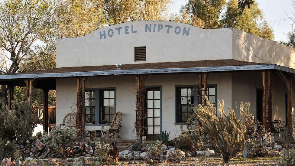 A marijuana company company spent $5m for the town of Nipton, California (Credit: Alamy)