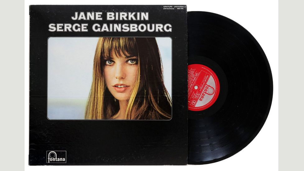Gainsbourg and Birkin recorded the famous album, Je t'aime... moi non plus in 1969 (Credit: Alamy)