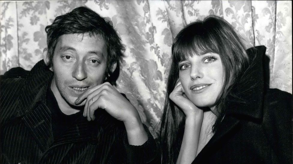 """Birkin says of Gainsbourg, """"It's very difficult for people to be unfaithful to someone who's so original"""" (Credit: Alamy)"""