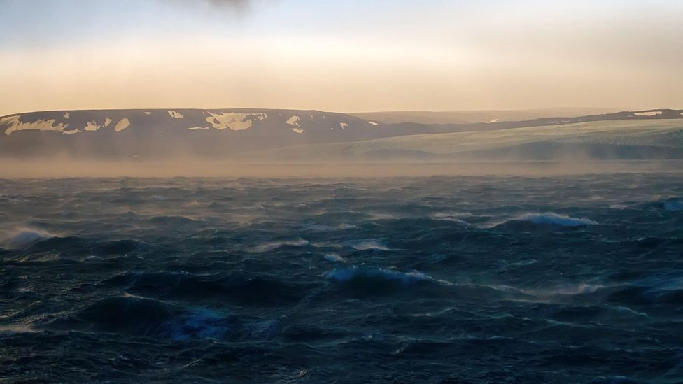 The remote archipelago of Novaya Zemlya was selected as the target (Credit: Alamy)