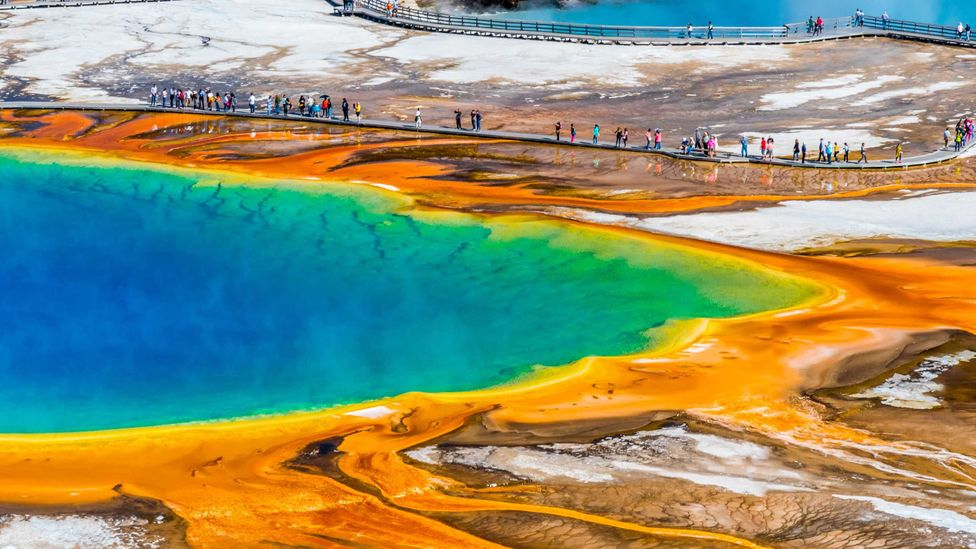 Yellowstone harbours a giant magma chamber that will blow one day if we don't act (Credit: iStock)
