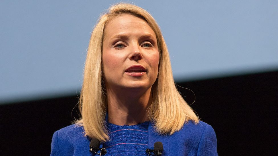 "Former Yahoo CEO Marissa Mayer owns up to her micromanagement style, saying it can be ""something that can make you a lot more successful"" (Credit: Getty Images)"