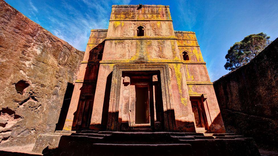 Ethiopia's miraculous underground churches
