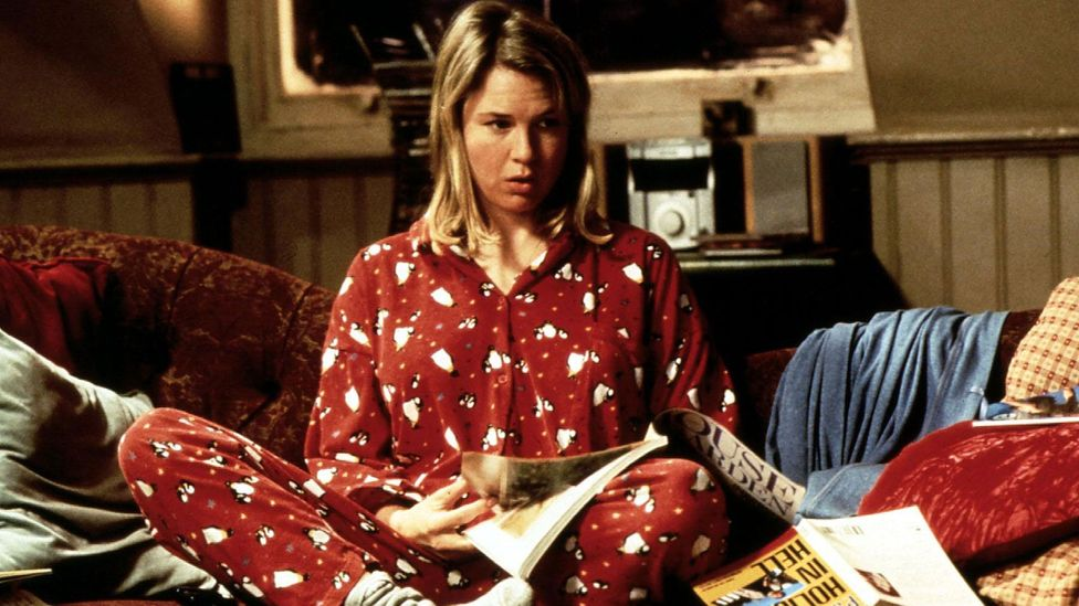 It turns out that committed singles like Bridget Jones really are more fun (Credit: Alamy)