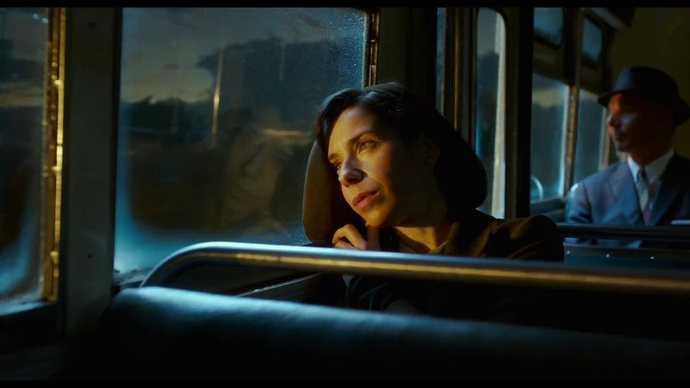 Sally Hawkins in The Shape of Water (Credit: Fox Searchlight)