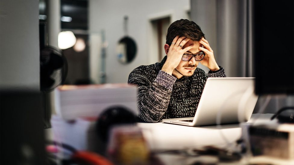 Drafting business emails can sometimes be fraught with anxiety about potentially causing offence while trying to get your point across (Credit: Getty Images)