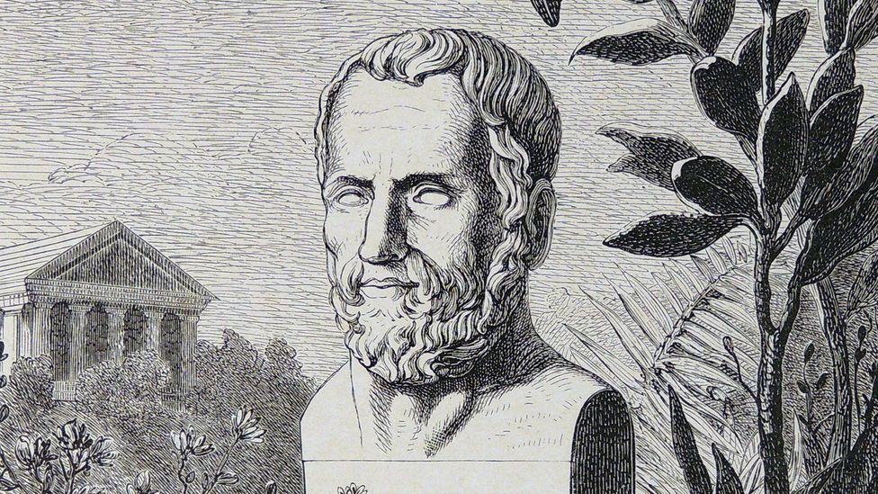 Theophrastus is known as the father of botany (Credit: Alamy)