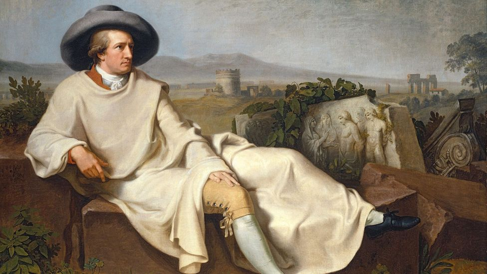 Goethe's two-part epic poem gave the Faust legend its most compelling literary treatment and remains one of the greatest achievements of German poetry (Credit: Alamy)