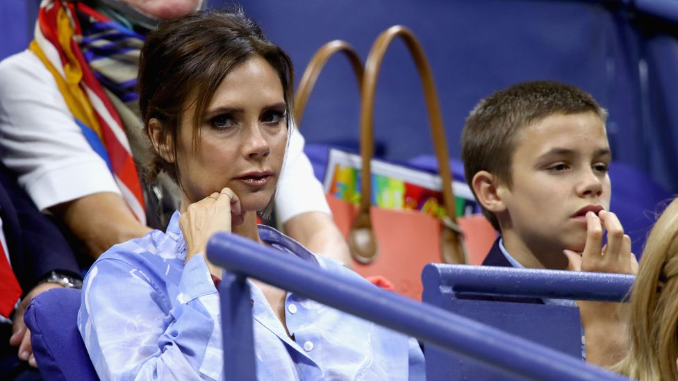 Spice Girl turned fashion designer Victoria Beckham has seemingly managed the impossible: Maintaining celebrity status beyond youth (Credit: Getty Images)