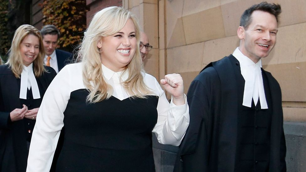 Rebel Wilson, recently at the centre of defamation lawsuit over claims that she lied to a journalist about her age – which is 37 – to appear younger (Credit: Getty Images)