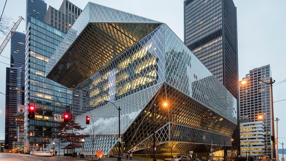 Seattle Central Library, US