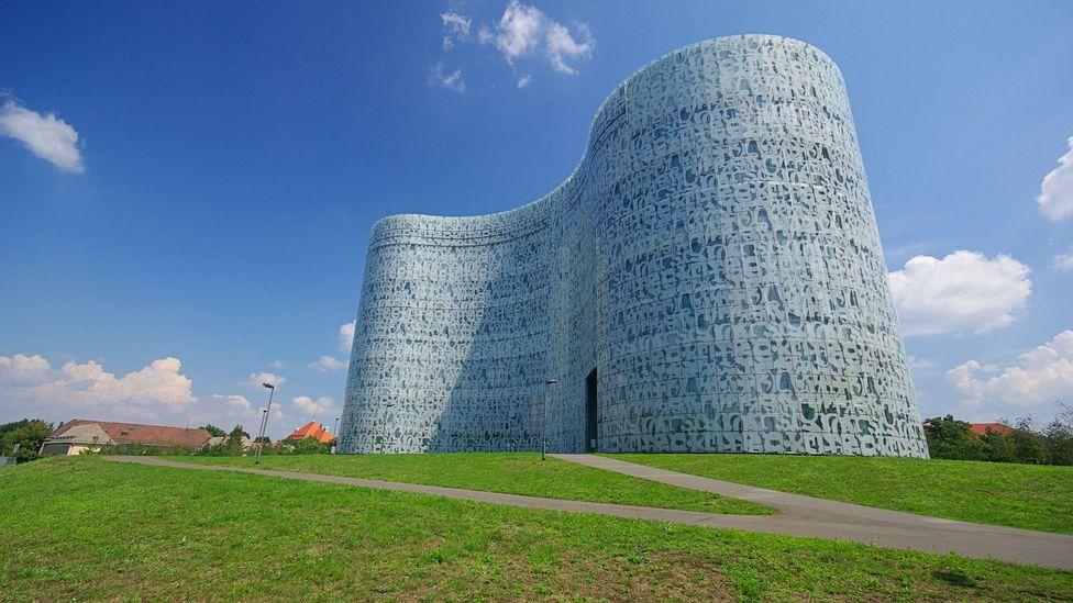 Brandenburg University of Technology Library, Cottbus, Germany
