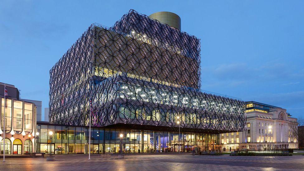 Library of Birmingham, UK