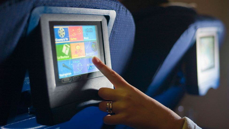 The environment flights create might have make us more emotional - and more ready to cry at a sad movie (Credit: Alamy)