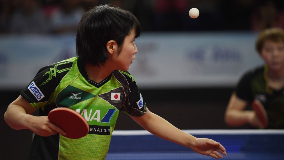 Simply practicing 10,000 hours without adequate feedback wouldn't likely lead a randomly picked child to become a national table tennis champion (Credit: Getty Images)