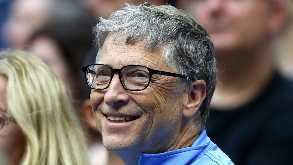Microsoft founder Bill Gates (Credit: Getty Images)