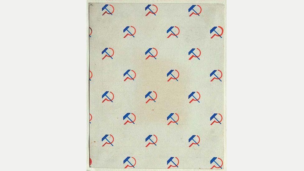 Rubchinskiy often takes inspiration from the iconic designs of constructivist artists including Liubov Popova (Credit: Alamy)