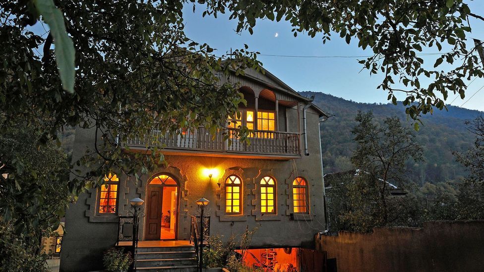 Armenian hospitality stems from the nation's historical location along the Silk Road (Credit: age fotostock/Alamy)