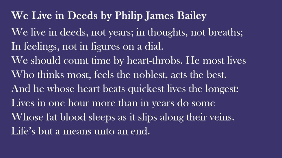 Philip James Bailey