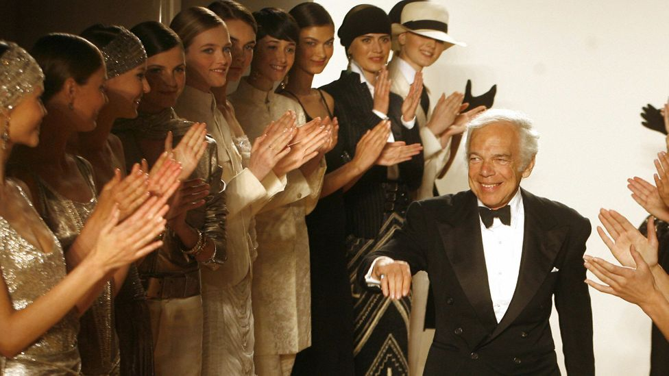 Fashion designer Ralph Lauren inspired loyalty among his staff (Credit: Getty Images)