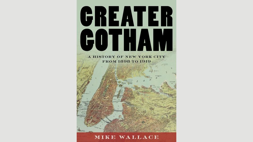 Mike Wallace, Greater Gotham
