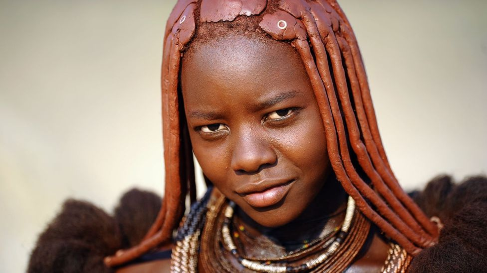 Himba people from south-west Africa have a very different response to certain facial expressions than Westerners (Credit: Getty Images)