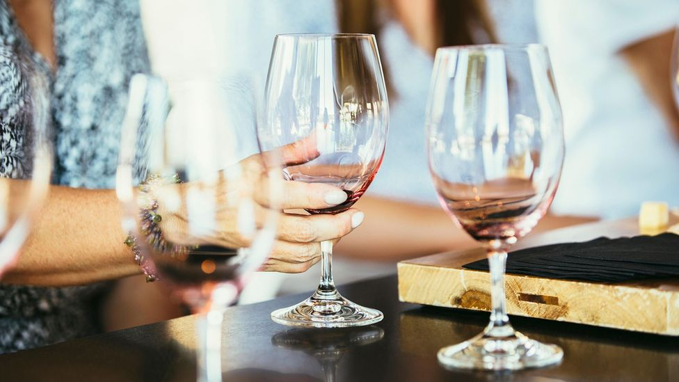 We can learn to recognise more complex emotions just like wine tasters develop a more sophisticated palate (Credit: Alamy)