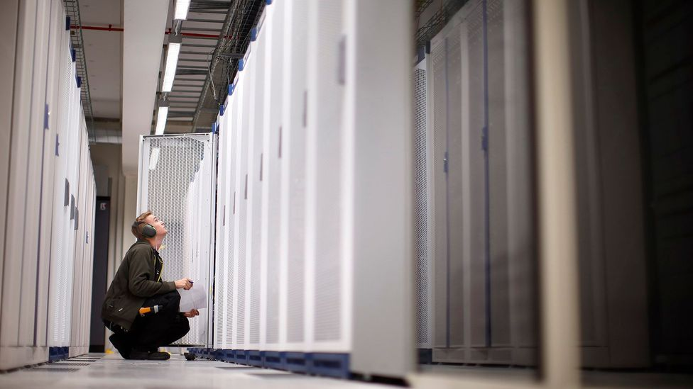 Cities across the world are figuring out how to use wasted heat from data centres as bonus energy (Credit: Ericsson)