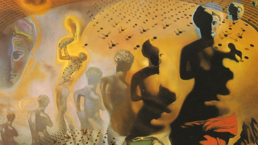 The Hallucinogenic Toreador by Salvador Dalí (Credit: Wikipedia)