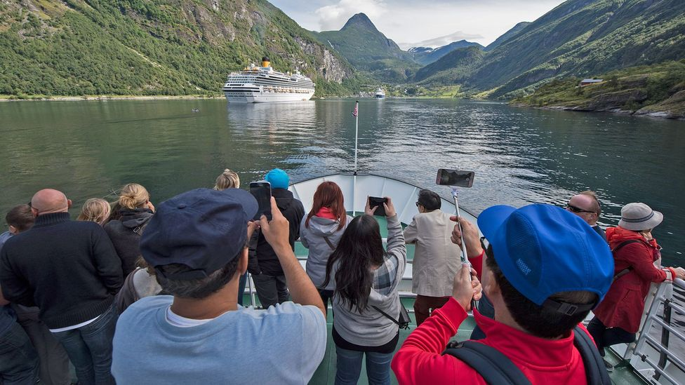 Some regions of Norway have seen a 32% increase in tourism from 2015 to 2016 (Credit: James D. Morgan/Getty Images)