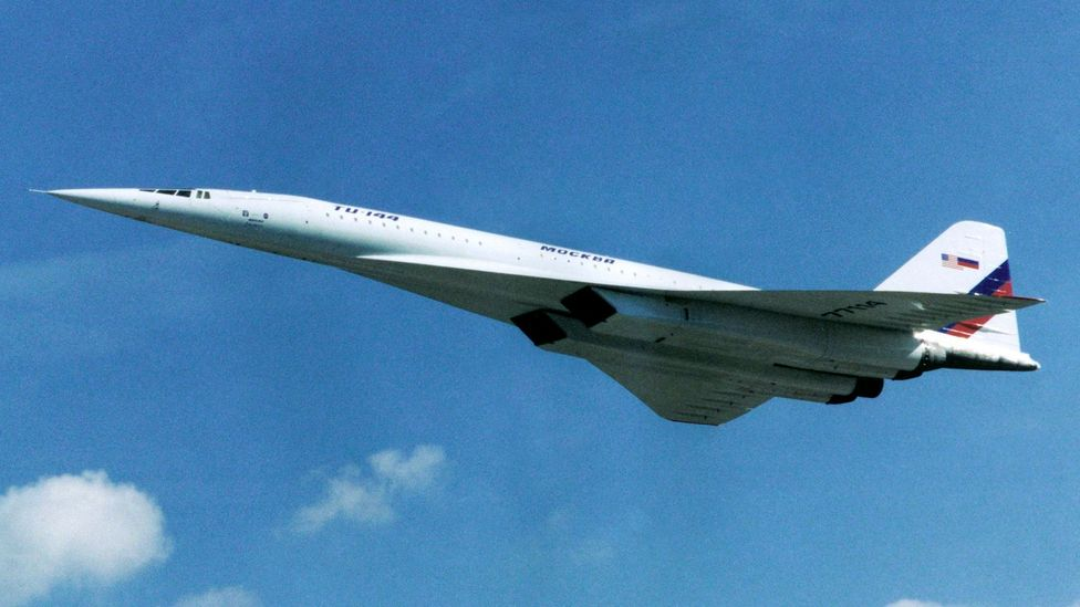 The Nasa programme brought the Tu-144 back from the dead in the late 1990s (Credit: Nasa)