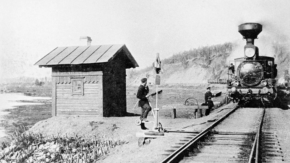 One hundred years ago, the train journey from Kazan to Siberia would have taken months (Credit: DEA PICTURE LIBRARY/Getty Images)