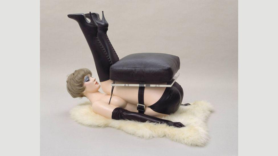 Allen Jones, Chair, 1969 (Credit: Tate)
