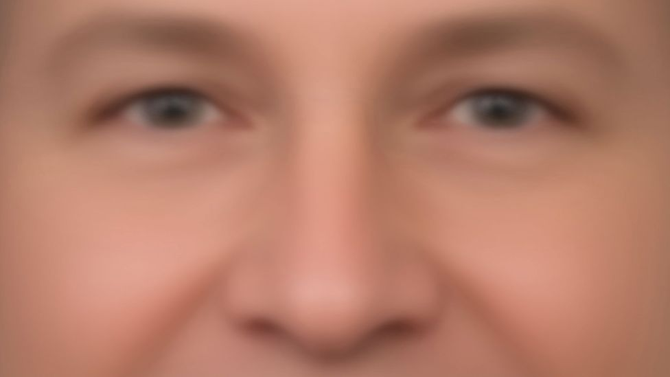 Face composite of US politicians