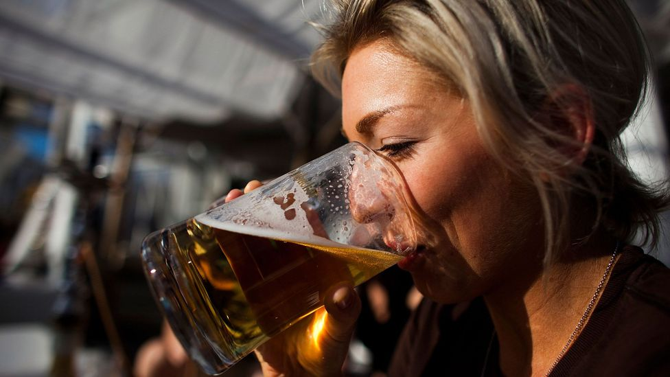 In Germany, the price of alcohol in relation to the general costs of living is among the lowest in Europe (Credit: Getty Images)