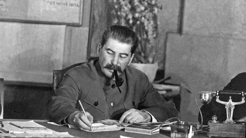 Stalin's poetry featured in prestigious literary journals and was anthologised as an exemplar of Georgian classical literature (Credit: Alamy)