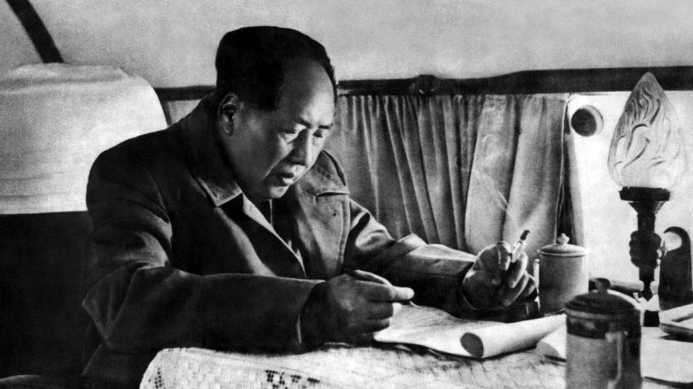 Mao embodied the pen-and-sword ideal of a ruler, based on a unity of cultural ability with martial prowess (Credit: Alamy)