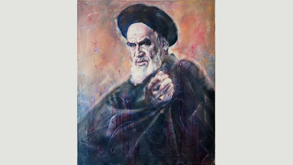 Ayatollah Khomeini's Persian poetry channels the spirit of Rumi and Hafez (Credit: Alamy)