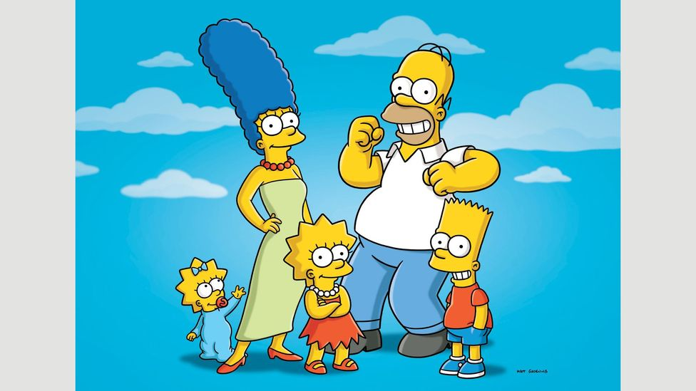 The Simpsons is the longest-running scripted primetime programme in US television history (Credit: Alamy)