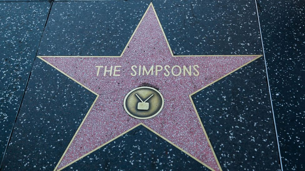 The show is so influential it even has a star on the Hollywood Walk of Fame (Credit: Alamy)