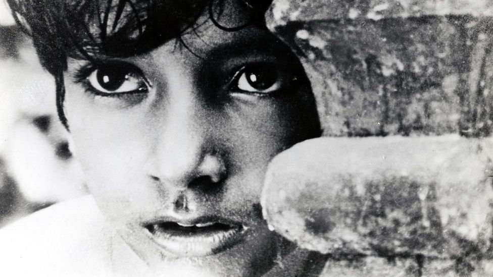 The Simpsons creator Matt Groening has said he took the name Apu from the lead character in Satyajit Ray's Apu Trilogy, which began with Pather Panchali in 1955 (Credit: Alamy)
