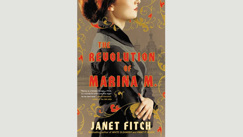 Janet Fitch, The Revolution of Marina M.