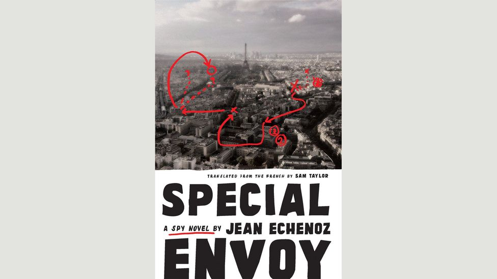 Jean Echenoz, Special Envoy (translated from the French by Sam Taylor)