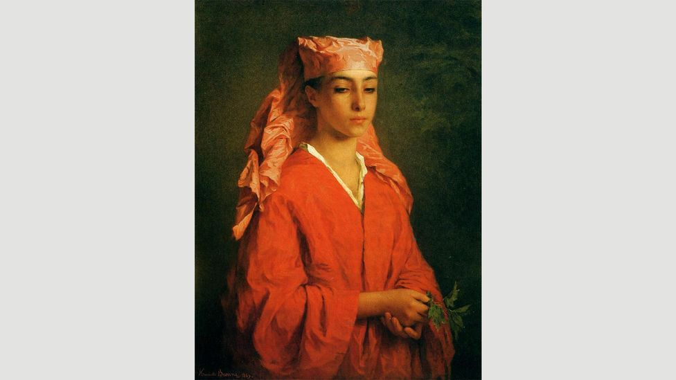 A North African Fellah by Henriette Browne, 1867 (Credit: Alamy)