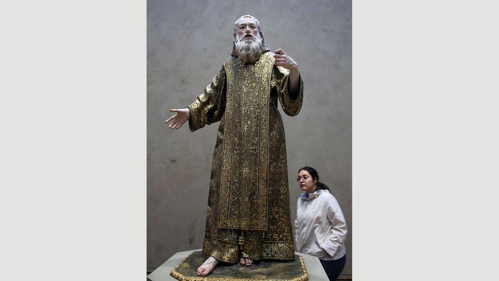 St Ginés de la Jara by Luisa Roldán, c1692 (Getty Images)