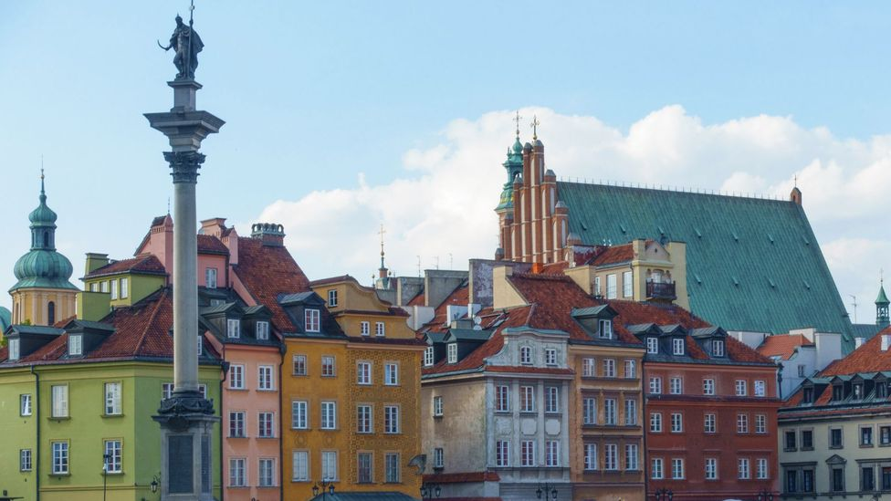 """Beata Chomątowska: """"Warsaw is a city that's abuzz with something – it is constantly changing"""" (Credit: NurPhoto/Getty Images)"""
