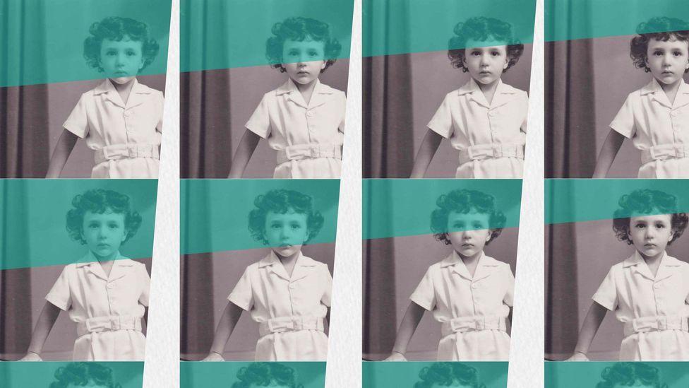 Photos of a young girl, Edouard Taufenbauch