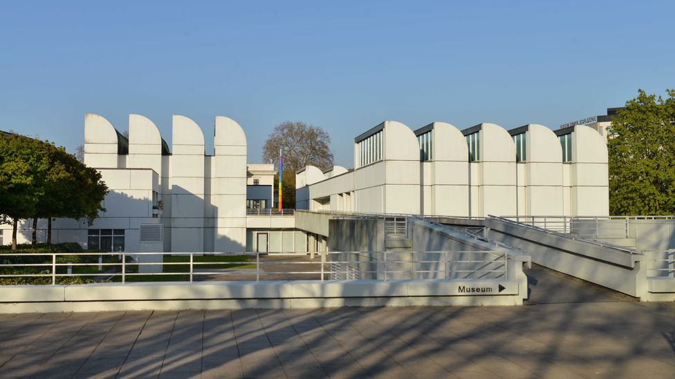Germany's Bauhaus Archiv is presenting 'greatest hits' from the world's biggest Bauhaus collection while it undergoes renovation (Credit: Schöning/Ullstein Bild/Getty)