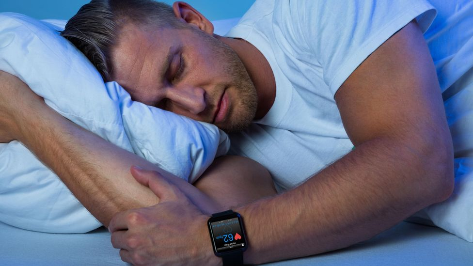 There are some who worry that by giving employees technology that is capable of tracking their movements and sleep, employers may be crossing a line (Credit: Alamy)